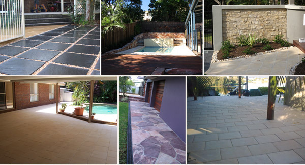 pavers central coast