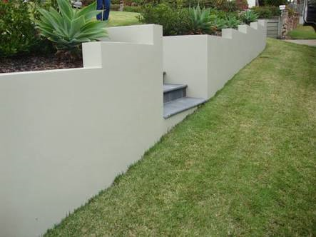 central coast retaining walls